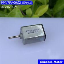 Minebea Ff 030pk Dc 3v 5v 6v 10800rpm Mini Mute 15mm12mm Electric Motor Car Av