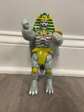 "1993 Bandai Mighty Morphin Power Rangers Evil Space Alien King Sphinx 8"""