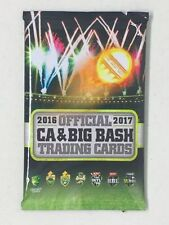 2016 Season Cricket Trading Cards