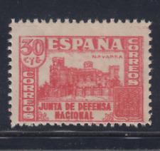 ESPAÑA (1936/37) NUEVO SIN FIJASELLOS MNH SPAIN -EDIFIL 808 (30 cts) LOTE 4