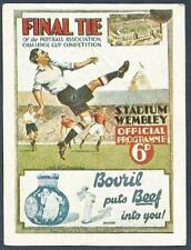PANINI FOOTBALL 84-#247-NEWCASTLE UNITED V ARSENAL PROGRAMME STICKER 1932