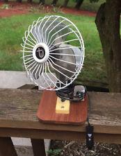 Oscillating Variable Speed 12 volt Fan
