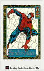 1994 Amazing Spiderman Suspended Animation Trading Cards #1 Spiderman