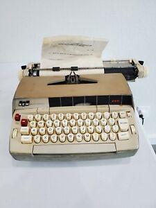 Smith Corona 250 Mark II Electric Office Typewriter - works