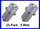 LED 18V Bulb (2 pack) 5W Dewalt Craftsman Ryobi Makita Hitachi Milwaukee P13.5S