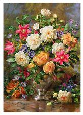 Puzzle Trefl 4000 Teile - Blumen für Queen Elizabeth (48972)