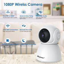1080P Wireless WIFI IP Kamera Überwachungskamera Webcam Wlan Camera Nachtsicht