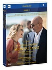 Il commissario Montalbano - Volume #11 (Stagione 2020) (2 DVD)