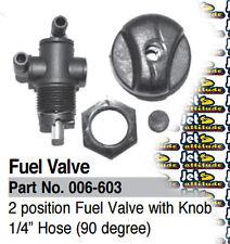 WSM 006-603 - Robinet essence 2 pos. - 90 deg - Fuel Valve Polaris PWC