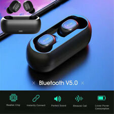QCY TWS Wireless Bluetooth 5.0 Earphone Stereo Earbuds In-Ear Headset Headphone