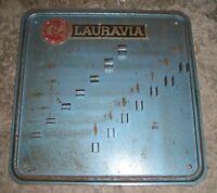 Présentoir porte outil ancien LAURAVIA, garage automobilia