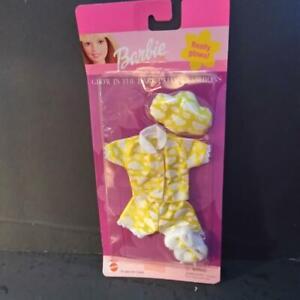 Barbie Glow in the Park Pajamas and Wedding Dress NIB!