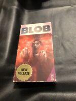 THE BLOB Horror Movie 1988 VHS Video Cassette Tape Rare OOP
