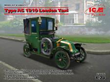 Type Ag 1910 London Taxi 1:24 Plastic Model Kit 24031 ICM