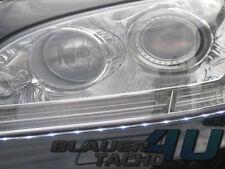 Mercedes Un-Classe W169 55 W Super Blanc XENON HID Low//Côté Ampoules Phare Lot
