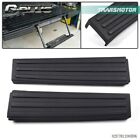 Fit For 09-14 Ford F-150 Black Flex Step Side Tailgate Molding Covers Right Left