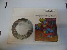 Ontario friendly, familiar, foreigh, & near book  020820LLE