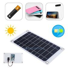 7.5W 5V Outdoor Mono Solar Panel Charger Sunpower Solar Cells for Phone Tablet