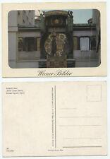 07777 - Wien - Ankeruhr - Wiener Bilder - alte Ansichtskarte, geknickt