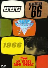 1966: 50 YEARS AGO TODAY - BBC ARENA DOCUMENTARY DVD + TWO BONUS FEATURES