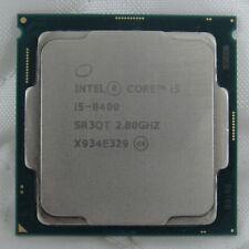 SR3QT INTEL CORE I5-8400 2.8GHZ DESKTOP PROCESSOR SOCKET 1151