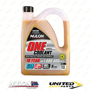 NULON One Coolant 5L for MITSUBISHI Starion Series ONE-5 Radiator