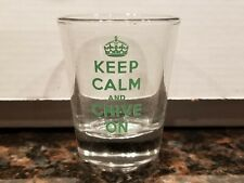 NEW—the Chive *Authentic* Shot Glasses 4-Pack The Chivery Glass KCCO BFM