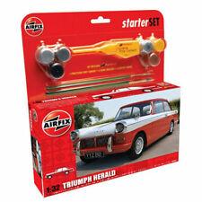 A55201 Airfix Triumph Herald Star Starter Set Plastic Model Making Car Kit 1 32