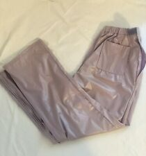 COOL IT! VINTAGE WOMEN'S TEAR-AWAY PANTS Purple FABULOUS Size Large