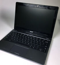 Acer c720 Chromebook | Intel Celeron 2957U 1.4 Ghz | 4GB 16GB FLASH | GOOD |