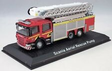 1:76 Scale Atlas Edition Scania P-Series Aerial Rescue Pump - Fife Fire & Rescue