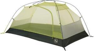 BIG AGNES Manzanares HV SL2 2 person 2P tent + mtnGLO + Blacktail Footprint New
