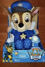 Paw Patrol Snuggle Up Pup Chase Doll Toy Plush New Free Shipping