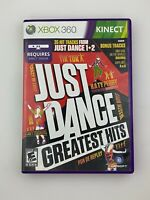 Just Dance Greatest Hits - Xbox 360 Game - Complete & Tested