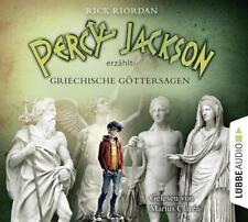Percy Jackson erzählt: Griechische Göttersagen von Rick Riordan (2016)