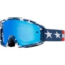 Fox Main Stripe Crossbrille blau