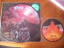 """dio hey angel 12"""" mystery 7"""" vinyl picture disc single special limited edition"""