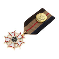 Fabric Badge Uniform Medal Military Clothing Accessories Costume Brooch Pin