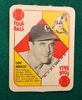 1951 Topps Red Backs Baseball Cards 19