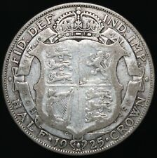 1925 | George V Half-Crown 'Key Date' | Silver | Coins | KM Coins