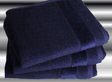 3 Handtücher / Handtuch VOSSEN Silence marineblau