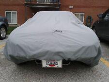 Datsun/Nissan 240z,260z,280z Deluxe Datsun Z FITTED DATSUN Z CAR COVER Save $