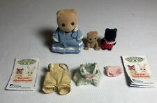 Calico Critters Cuddle Bears and Other