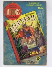 Stories by Famous Authors Illustrated #6 (FR+) Macbeth Shakespeare 1950 (c#17573