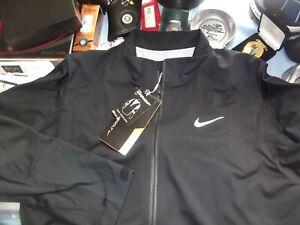 Nike Men's HyperAdapt Storm-FIT Full Zip Golf Jacket 687028 010 MSRP $295 - L