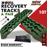 X-BULL Recovery Tracks Sand Tracks Traction Snow Off Road Tire Ladder Olive 4WD