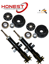 For VAUXHALL VIVARO 2001-2014 FRONT SHOCK ABSORBERS & TOP STRUT MOUNTING KITS