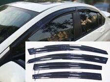 Mugen Style Window Vent Visor Sun Smoke Rain For 2011-2015 Kia Optima K5