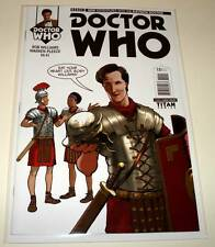 DOCTOR WHO : THE ELEVENTH DOCTOR # 13  Cover A   Titan Comic  July 2015   NM