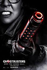 Ghostbusters (2016) Movie Poster (24x36) - Wiig, Melissa McCarthy, McKinnon v3